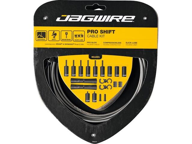 Jagwire 2X Pro Shift Schakelkabel Set, grey